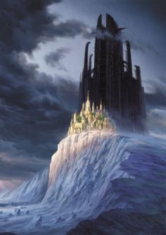 Christophe Vacher, 1996 ~ Fantasy pintor