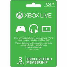 XBOX LIVE 3 Month Gold Membership Target Black Friday $10