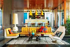 "It's called ""Mexican Moderism"". Check it out on domainehome.com via-ad 