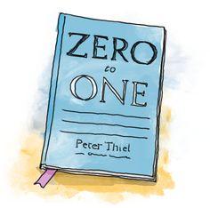 Zero to One, ein Buch von Peter Thiel