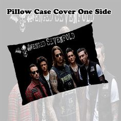 """Pillow Case -NEW Hot Avenged Sevenfold 2013 Bedding Pillow Case size 30"""" x 20""""-Ideal Gift on Etsy, $14.99"""