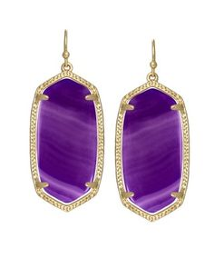 Kendra Scott Elle Earrings-- Still be just as fabulous without the high cost $52