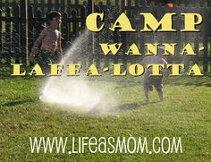 Camp Wannalaffalotta: Stay Tuned for Summer Fun - Life As Mom