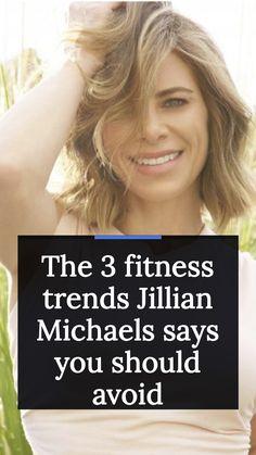 Jillian Michaels, is no stranger to fitness trends. She has decades of experience helping everyday people reach their goals, so when it comes to working out, Michaels is totally clued in. Not only does she know exactly what works, but she also knows exactly what doesn't work — and exactly what's wasting your time. While any form of exercise is obviously better than no exercise at all, we chatted with Michaels to find out about all the fitness trends that we should be ditching immediately. Health And Wellness, Health Tips, Health Fitness, Extreme Workouts, Tough Mudder, Jillian Michaels, Muscle Groups, Hot Yoga, Weight Training