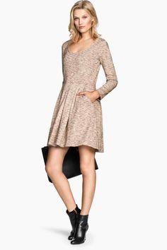 长袖连衣裙   H&M
