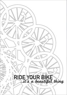 Yes they are. We love #Bikes