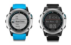 The new Garmin quatix 3 is the ultimate yachting wearable. It also has features for fishing, swimming, rowing and plenty more. #wearabletech #smartwatch #yachting #sailing
