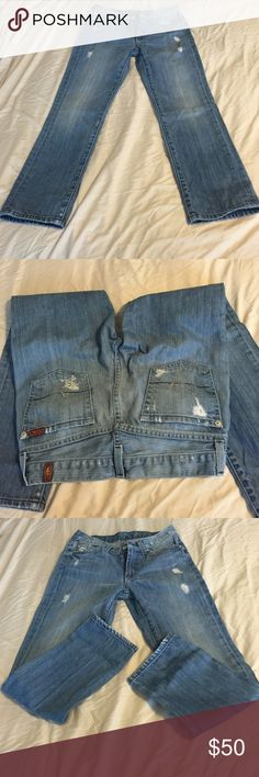 Boys 7for all man kind jeans Pre-loved condition. No damage Bottoms Jeans