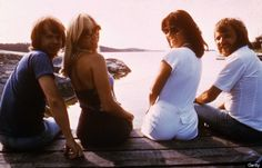 WEDNESDAY WALLOW: What's Your Favourite Abba Song?