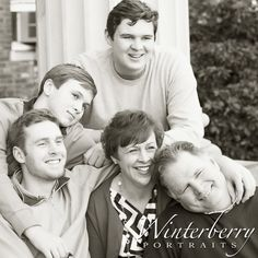 Love authentic family connections! Family Portraiture by Winterberry Portraits