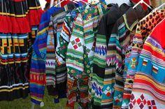 Seminole/Miccosukee patchwork