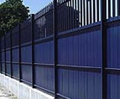Different Types Of Security Fencings In 2020 Security Fence Palisade Fence Fence
