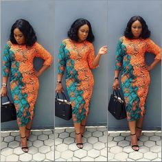 Shake the Fashion Table With These Beautiful Kente Styles - Sisi Couture Unique Ankara Styles, Ankara Styles For Women, Ankara Dress Styles, African Lace Dresses, Latest Ankara Styles, African Fashion Dresses, Ankara Fashion, Ankara Gowns, Ankara Blouse