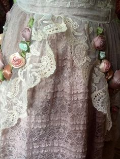 Lace and Roses!!!