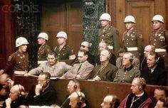 70-летие Нюрнберга: Ликбез для любителей фашистских прихвостней http://kleinburd.ru/news/70-letie-nyurnberga-likbez-dlya-lyubitelej-fashistskix-prixvostnej/  Не дожидаясь смертной казни, в собственной камере свёл счёты с жизнью наци № 2 Геринг. Остальные приговорённые к высшей мере были казнены в спортзале нюрнбергской тюрьмы профессиональными палачами, предоставленными трибуналу американской юстицией. Трупы нацистских преступников были кремированы, а их прах развеян.И вот что ещё. В наше…