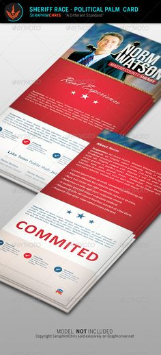 Trifold Mailer (8 Templates) - HN Designs