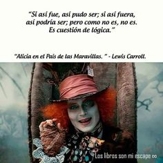 Movie Quotes, Book Quotes, Alice And Wonderland Quotes, Magic Words, Lewis Carroll, More Than Words, Beautiful Words, Nostalgia, Fandom