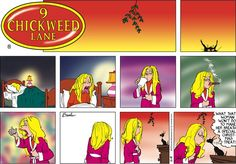 9 Chickweed Lane Comic Strip, December 18, 2016     on GoComics.com