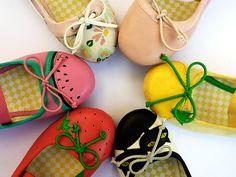 sweet little shoes for my sweet little girls
