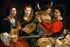Italian Renaissance Art - Concert