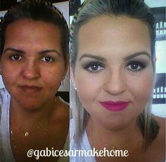 Maquiagem, definitivamente é tudo.