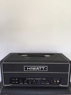 Hiwatt DR 103 + 4x12-Box mit original Fanespeakern in Niedersachsen - Hameln | Musikinstrumente und Zubehör gebraucht kaufen | eBay Kleinanzeigen