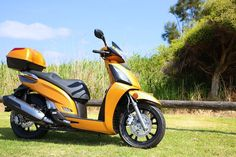 Kymco People GTi300 | Scooter News and Reviews | Scootersales