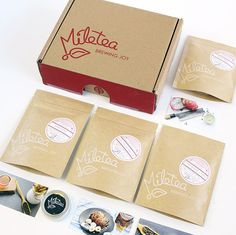 A Review of Miletea's Newest Changes + 10% Coupon - March 2016 - Subaholic • Reviews of Subscription Boxes