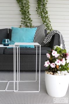 Outdoor Chairs, Outdoor Furniture, Outdoor Decor, Terrace, Home Decor, Balcony, Decoration Home, Patio, Room Decor