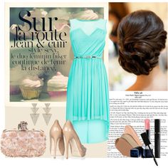 """Madrinhas"" by barbaraalcantara on Polyvore"
