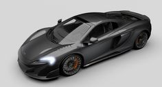 Zum Zum Auto - Electric Cars: McLaren Special Operations Creates Limited Edition MSO CARBON SERIES LT