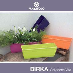 #BIRKA trend Collezione Villa  Linea #vasi dallo stile #classico  #marchioro #lineagarden