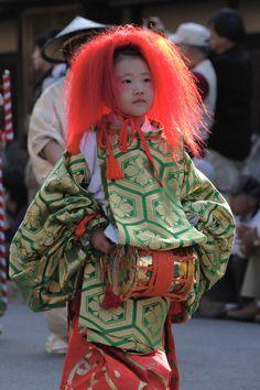 Jidai Matsuri Festival, Kyoto, Japan