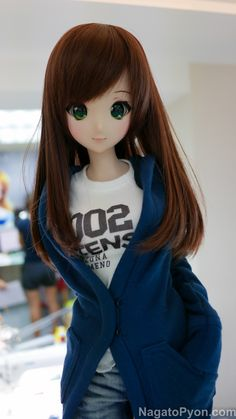 Smart Doll Ivory by NagatoPyon
