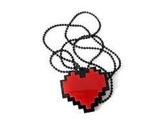 Heart locket  £10.26 from Etsy