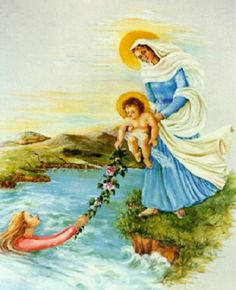 Total Consecration of oneself to Jesus Christ, Wisdom Incarnate, through the hands of Mary according to St. Louis Marie de Montfort: Day 4 June 16 | Maria Angela Grow