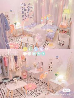 Bedroom Setup, Room Design Bedroom, Room Ideas Bedroom, Bedroom Inspo, Dream Bedroom, Bedroom Decor, Army Room Decor, Study Room Decor, Teen Room Decor
