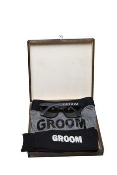6 Pack of All in One Best Man & Groomsmen Gift Sets – Funky Groom Gear