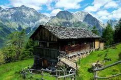 Anterselva, Val Pusteria