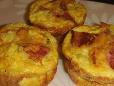 Slimming world Quiche Muffins