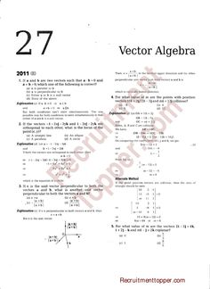 NDA Previous Year Question Paper 2013(I) with Solutions
