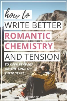 How to Write Romantic Chemistry - Writing Tips, Tips for Writers, Editing Tips, Tips for Editors, Ho Romance Tips, Writing Romance, Writing Fantasy, Fiction Writing, Writing Humor, Writing Quotes, Romantic Writing Prompts, Romance Novels, Writing Images
