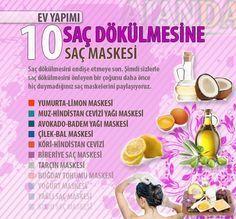 Sac Dokulmesini Engelleyen Ve Onleyen 10 Sac Bakim Maskesi