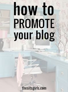 How do you get your posts in front of excited readers? Use these blogging tips to promote your blog.