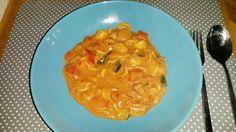 One Pot Pasta in leckerer Sahnesauce   Vegane Küche - vegan kochen ist nicht schwer