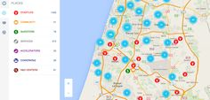 Mapped in Israel is your gateway to the Israeli high-tech ecosystem with free and easy access to jobs, startups, incubators and investors.