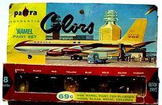 paint pactra vintage - Recherche Google