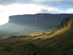 Mount Roraima Travel Destination