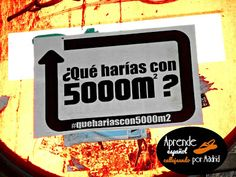 Que / qué, quien / quién, mi / mí, etc: parejas de palabras en las que una suena con acento y la otra no. Explicación a partir de fotos tomadas en las calles de Madrid.