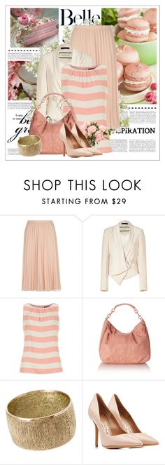 """INSPIRATION"" by mlka ❤ liked on Polyvore featuring Shabby Chic, Dorothy Perkins, By Malene Birger, Warehouse, Chanel, Salvatore Ferragamo and New Growth Designs"